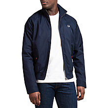 Buy Fred Perry Ealing Outerwear Jacket, Navy Online at johnlewis.com