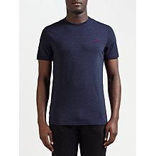 Buy Fred Perry Oxford T-Shirt Online at johnlewis.com