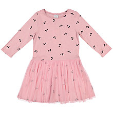 Buy Polarn O. Pyret Girls' Cherry Dress, Pink Online at johnlewis.com
