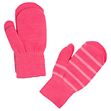 Buy Polarn O. Pyret Baby Magic Mittens, Pack of 2 Online at johnlewis.com