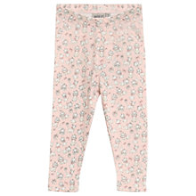 Buy Wheat Disney Baby AristoCats Marie Leggings, Peony Online at johnlewis.com