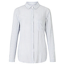 Buy Rails Aly Shirt, Admiral Stripe Online at johnlewis.com
