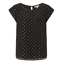 Buy Joie Rancher N Top, Caviar/Gold Online at johnlewis.com