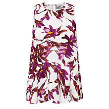 Buy Samsoe & Samsoe Evonne Floral Print Top, Flora Online at johnlewis.com