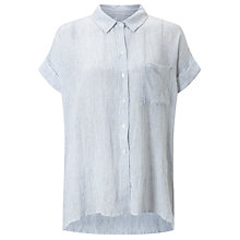 Buy Rails Charlie Shirt, White Royal Stripe Online at johnlewis.com