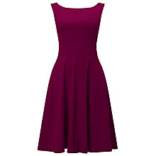 Buy Phase Eight Pascale Grosgrain Dress Online at johnlewis.com