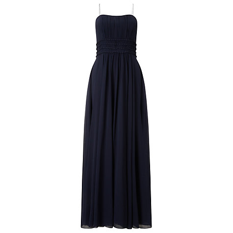 Buy Phase Eight Bridal Paola Beaded Maxi Dress, Navy Online at johnlewis.com