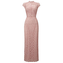 Buy Phase Eight Ramona Lace Dress, Petal Online at johnlewis.com