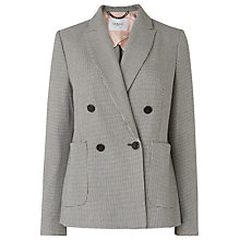 Buy L.K. Bennett Jetti Houndstooth Jacket, Multi Online at johnlewis.com