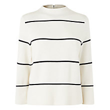 Buy L.K. Bennett Mara Wide Breton Jumper, Multi Online at johnlewis.com