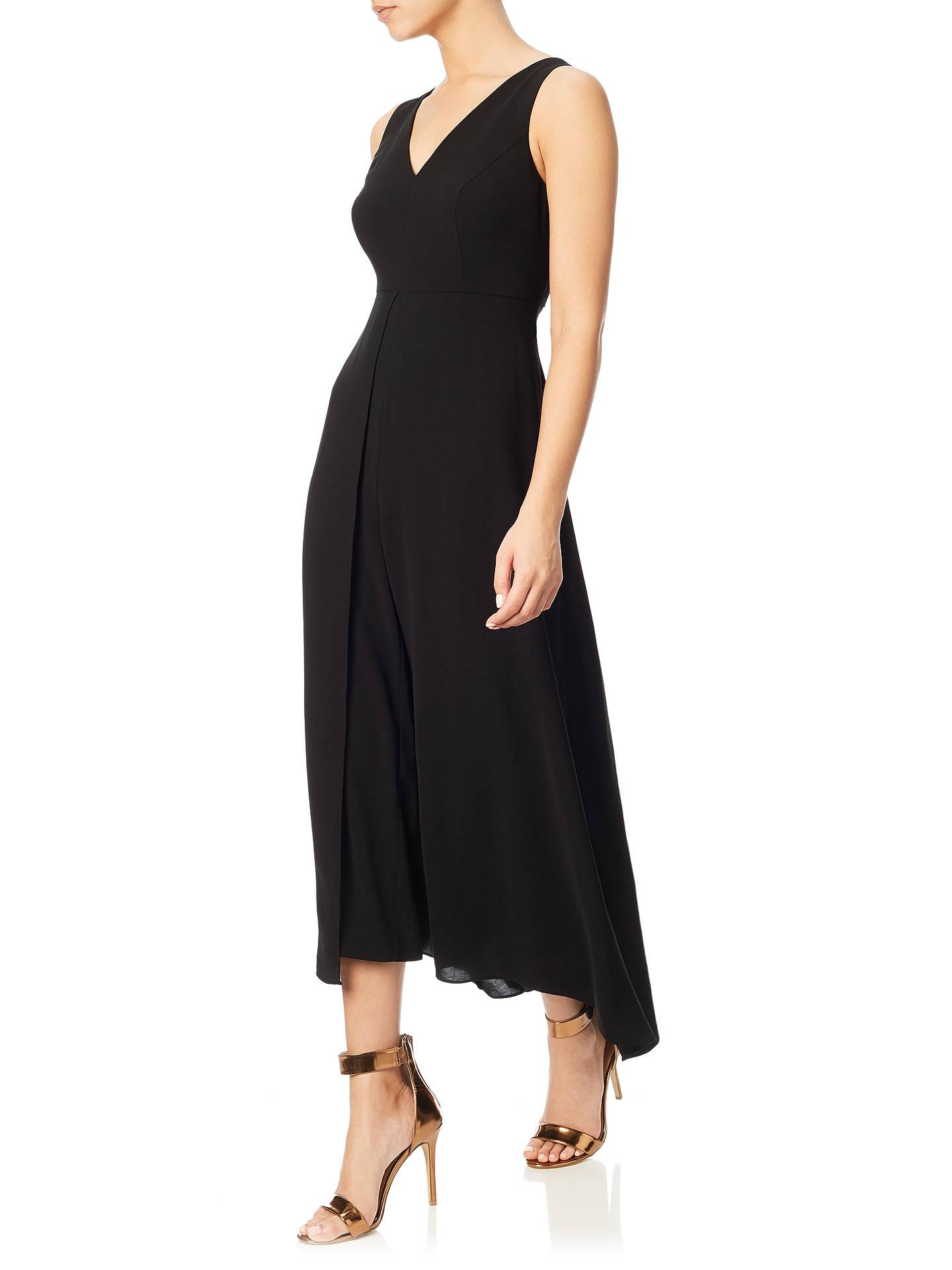 f78539fda2d0 Buy Adrianna Papell Tonal Overlay Jumpsuit