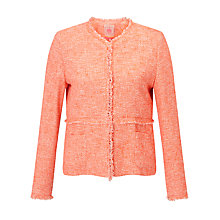 Buy Vilagallo Miranda Jacket, Madeline Fluoro Online at johnlewis.com