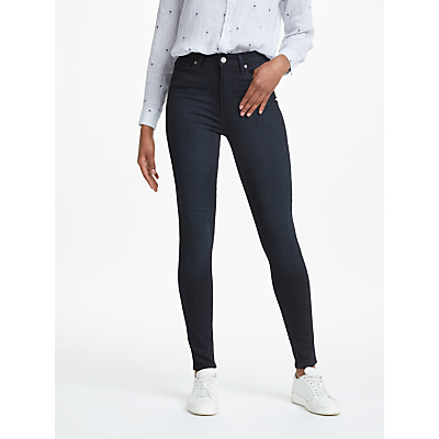 Paige Margot High Rise Ultra Skinny Jeans, Tonal Mona