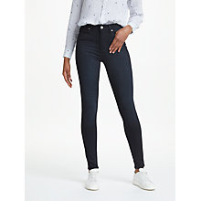 Buy Paige Margot Ultra Skinny Jeans, Tonal Mona Online at johnlewis.com