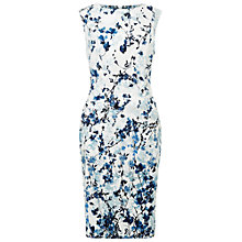 Buy Fenn Wright Manson Floral Corsica Dress, Blue Floral Print Online at johnlewis.com