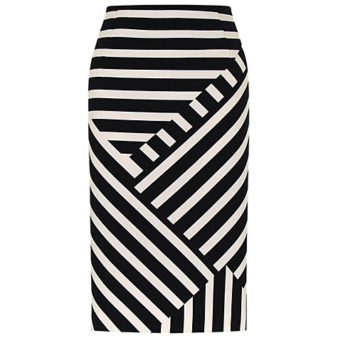 Buy Fenn Wright Manson Bordeaux Skirt, Bordeaux Stripe Online at johnlewis.com