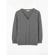Buy John Lewis Girls' School Cardigan, Pack of 2 Online at johnlewis.com