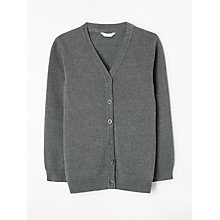 Buy John Lewis V-Neck School Cardigan Online at johnlewis.com
