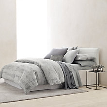Buy Calvin Klein Kura Standard Fitted Sheet Online at johnlewis.com