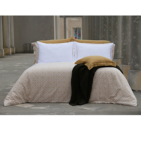 ... Buy Amalia Home Collection Manthro Cotton Bedding Online At  Johnlewis.com ...