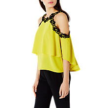 Buy Coast Alice Bardot Top Online at johnlewis.com