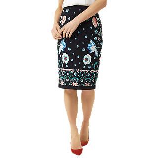 Fenn Wright Manson Petite Taormina Skirt, Taormina Print
