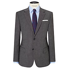 Buy John Lewis Donegal Regular Fit Suit Jacket, Light Grey Online at johnlewis.com