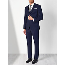 Buy John Lewis Sharkskin 3 Piece Super 120s Wool Regular Fit Suit Online at johnlewis.com