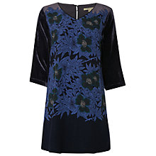 Buy White Stuff Lavish Tunic Dress, Eccentric Blue Online at johnlewis.com