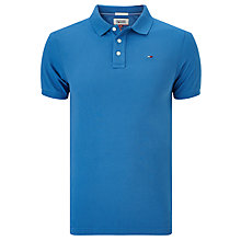 Buy Hilfiger Denim Short Sleeve Polo Shirt Online at johnlewis.com