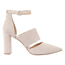Buy Mint Velvet Felicity Cut Out Pointed Toe Court Shoes Online at johnlewis.com