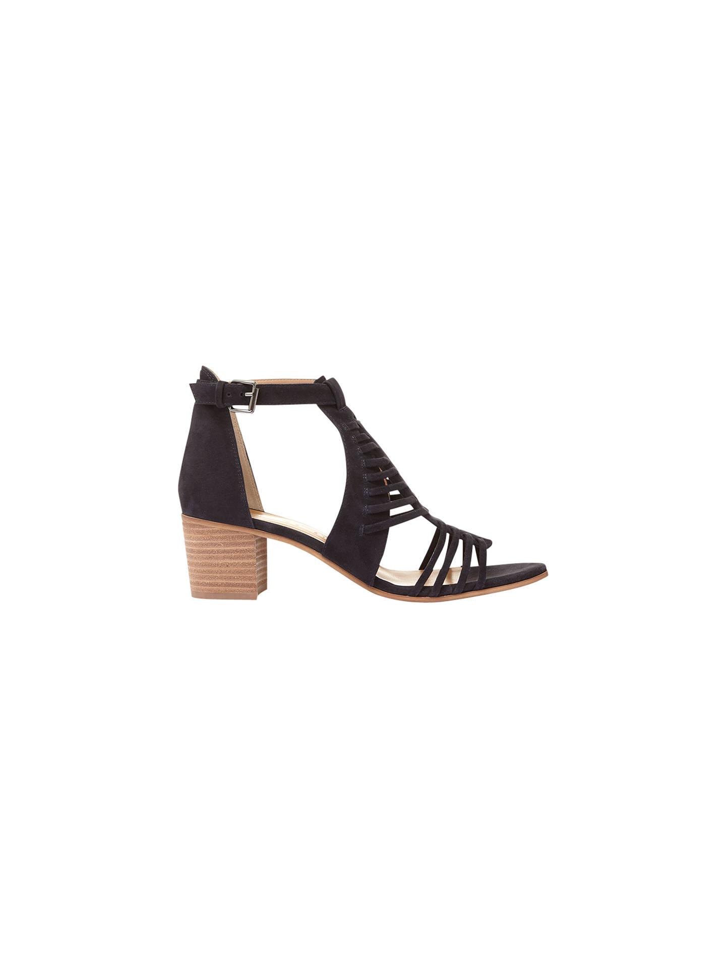 41c77fe6abe Mint Velvet Robyn Block Heeled Sandals at John Lewis   Partners