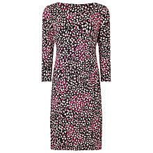 Buy Precis Petite Harlie Abstract Dress, Multi Online at johnlewis.com