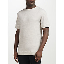Buy Libertine-Libertine Action Sweat T-Shirt, Off White Online at johnlewis.com