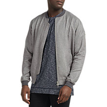 Buy Libertine-Libertine Fever Bomber Jacket, Grey Online at johnlewis.com