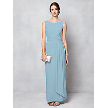 Buy Phase Eight Bridal Cody Maxi Dress, Dusty Blue Online at johnlewis.com