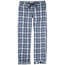 Buy Fat Face Classic Check Lounge Trousers, Multi Online at johnlewis.com