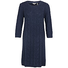 Buy Fat Face Thea Knitted Dress Online at johnlewis.com
