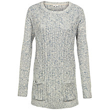 Buy Fat Face Alana Cable Knit Jumper Online at johnlewis.com