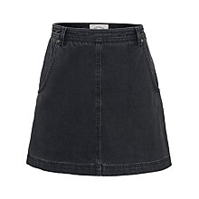 Buy Fat Face Ella Denim Mini Skirt Online at johnlewis.com
