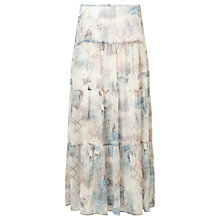 Buy Gerry Weber Printed Maxi Skirt, Multi Online at johnlewis.com