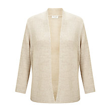 Buy Gerry Weber 3/4 Sleeve Cardigan, Desert Melange Online at johnlewis.com