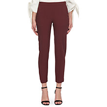 Buy Whistles Anna Elasticated Back Trousers Online at johnlewis.com