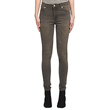 Buy Whistles Skinny Jeans, Grey Online at johnlewis.com