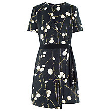 Buy Warehouse Firefly Print Dress, Multi Online at johnlewis.com
