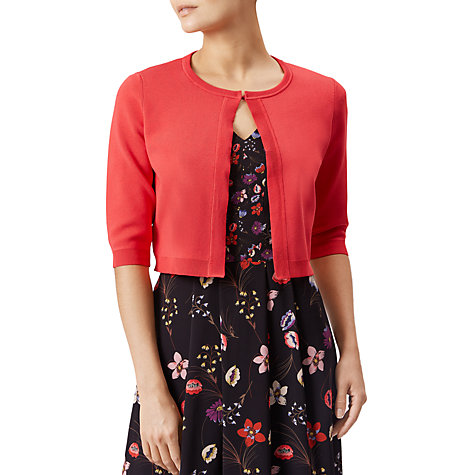 Buy Fenn Wright Manson Florence Cardigan, Coral Online at johnlewis.com