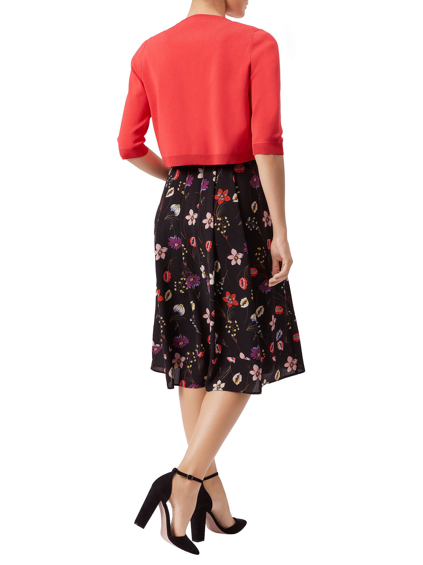 BuyFenn Wright Manson Florence Cardigan, Coral, S Online at johnlewis.com