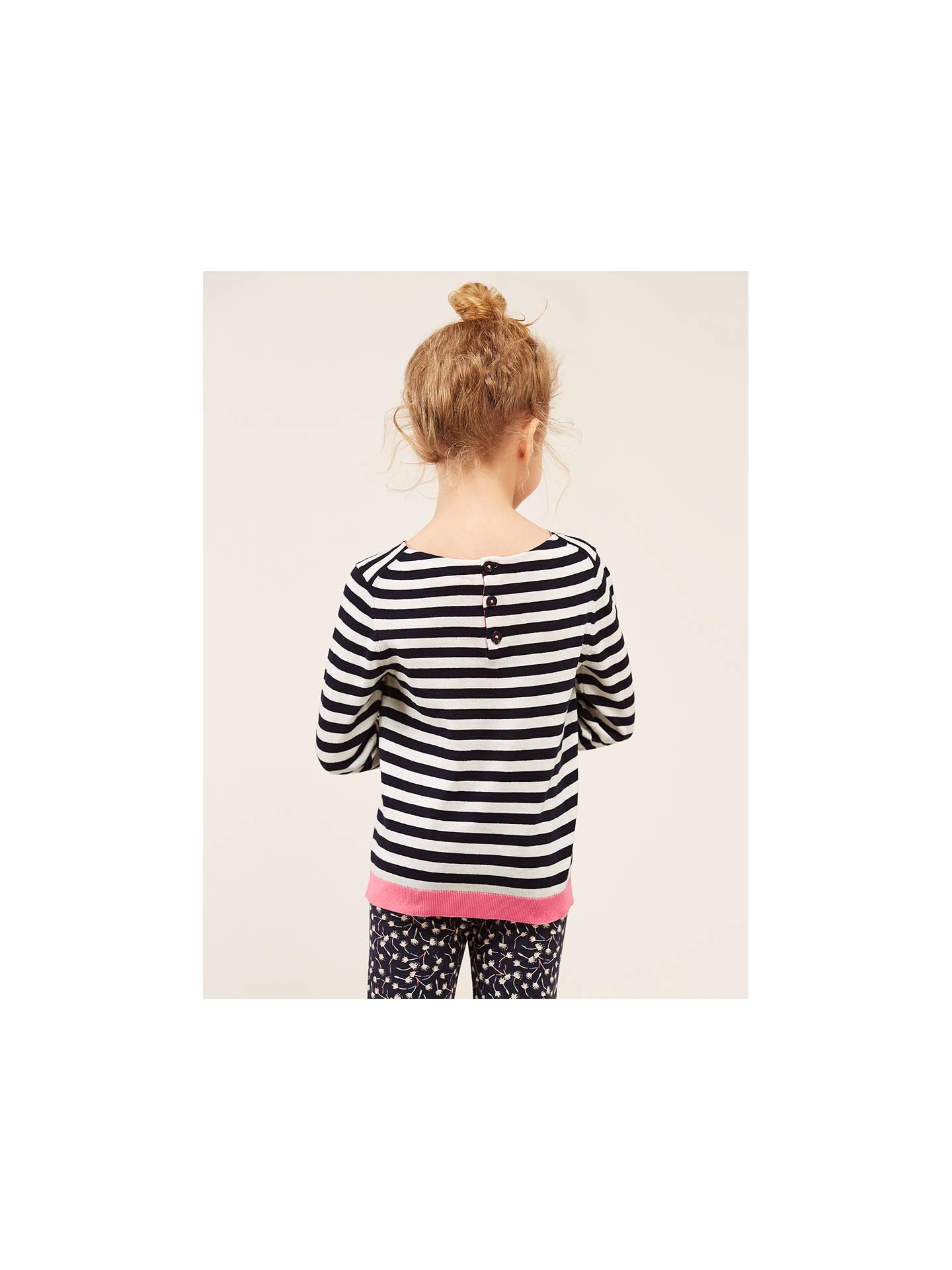 John Lewis Girls Pink Jumper Age 3,5 /& 6 Brand New RRP £13