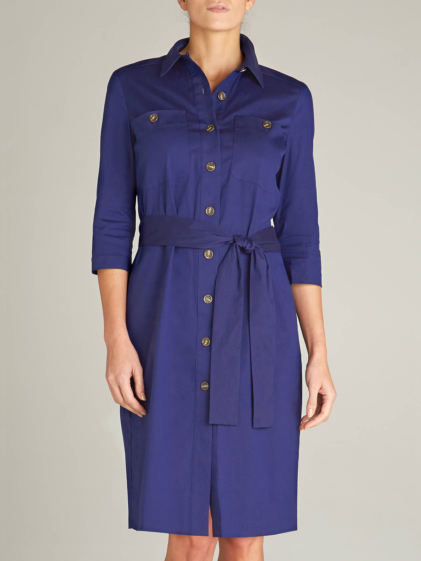 Winser London Poplin Shirt Dress At John Lewis Partners