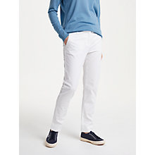 Buy Winser London Cotton Twill Straight Leg Trousers Online at johnlewis.com